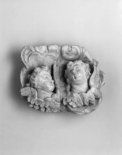 A FLEMISH LIMEWOOD CARVING OF