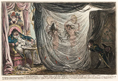 Sir Richard Worse-than-sly, Exposing his Wifes Bottom - O