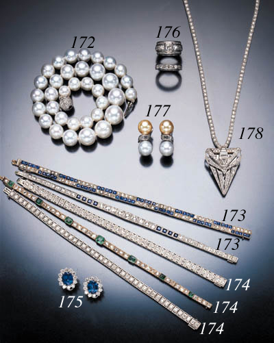 SOUTH SEA CULTURED PEARL AND D