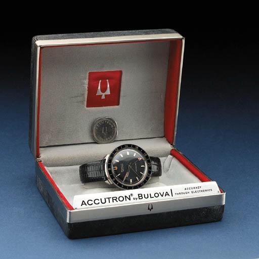 Bulova Accutron wristwatch.  A