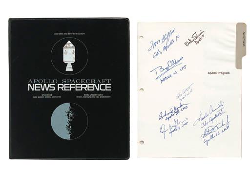 Apollo Spacecraft News Referen