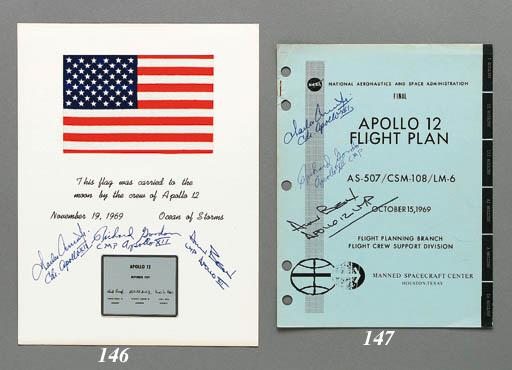 Apollo 12 Final Flight Plan. N
