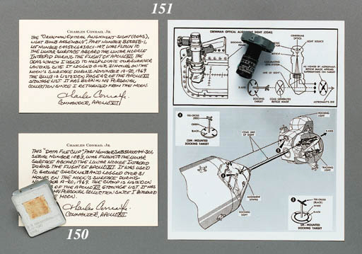 FLOWN Apollo XII Lunar Module