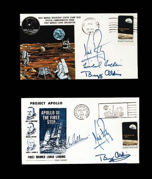[APOLLO 11].  An Apollo 11 lau