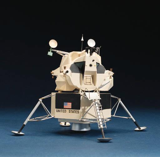 Lunar Module Contractor Model.