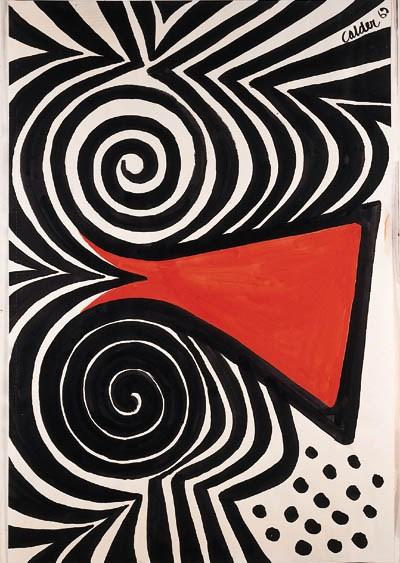 Alexander Calder (1889-1976)