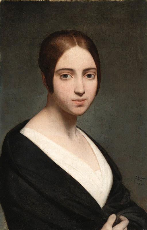 Ary Scheffer (French, 1795-185