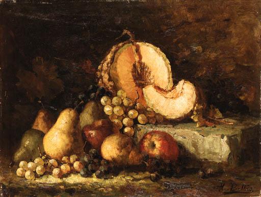 Hubert Bellis (Belgian, 1831-1