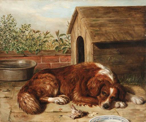 Alfred Richardson Barber (Brit