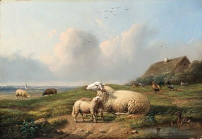 Frans Van Leemputten (Belgian,