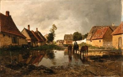 Eugene Jettel (Austrian, 1845-