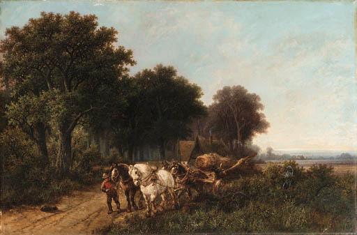 Hendrik Pieter Koekkoek (Ducth