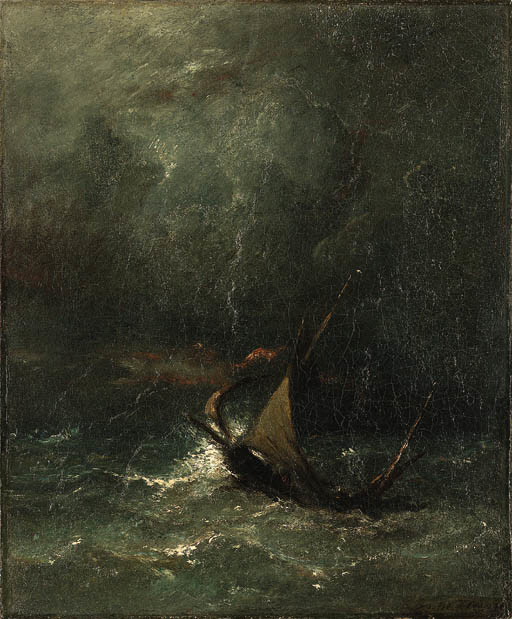 Jules Dupre (French, 1811-1889