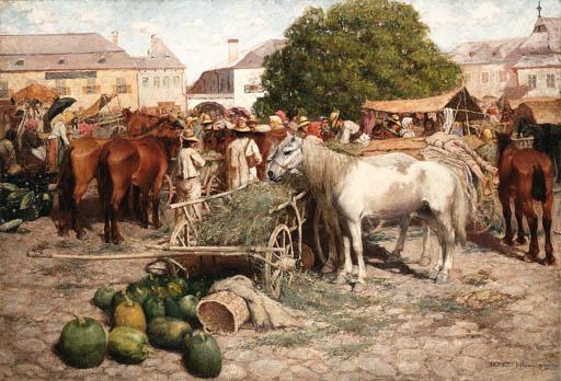 Benes Pal (Hungarian, 19th/20t