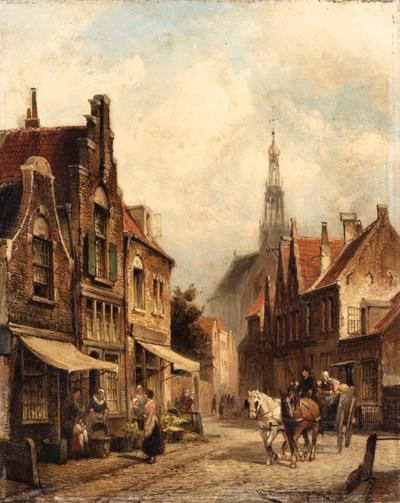Cornelis Christian Dommersen (