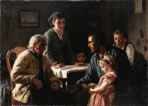 Wenzel Tornoe (Danish, 1844-19