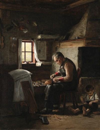 Adolf Von Becker (Finnish, b.