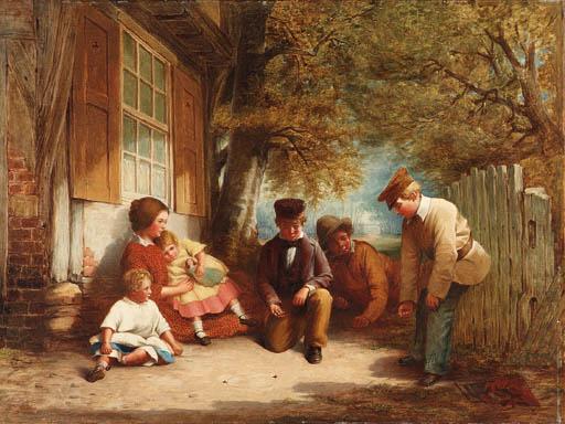 John Lane Lomas (British, fl.