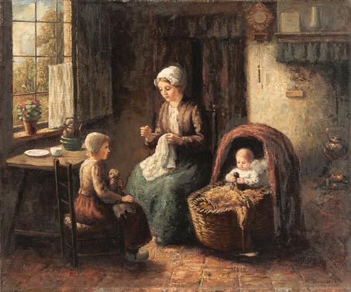 M. Brouwer (Dutch, 19th/20th C