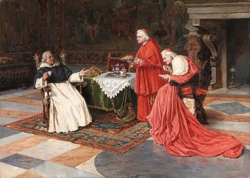 Pietro Pavesi (Italian, 19th C