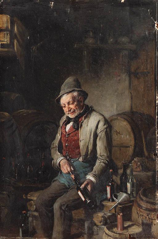 Hermann Kern (Hungarian, 1839-