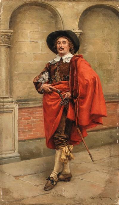 Jean-Charles Meissonier (Frenc