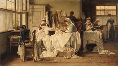 Victor Ravet (Belgian, b. 1840