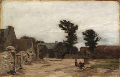Leon-Augustin Lhermitte (Frenc