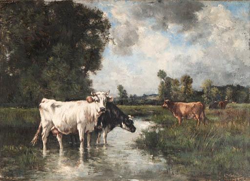 Louis-Francois-Victor Wateline