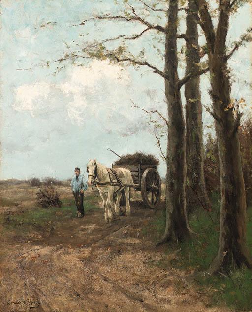 Bernard Johan de Hoog (Dutch,