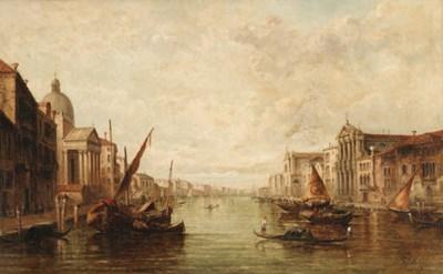 Alfred Pollentine (British, 19
