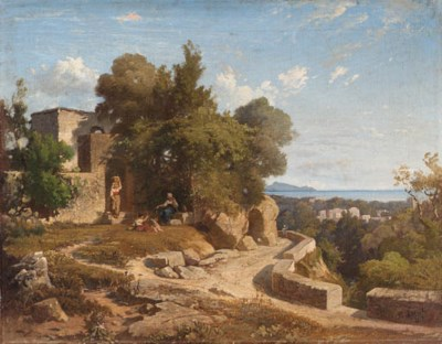 A. Rosseli (Italian, 19th Cent