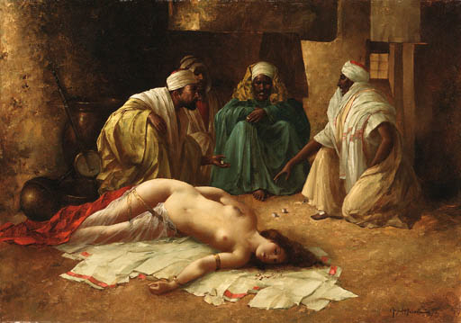 August Hoffmann (German, 1810-