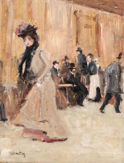 Carlo Wostry (Italian, b. 1865