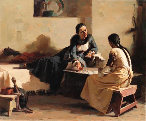 Apostolos Geralis (Greek, 1886