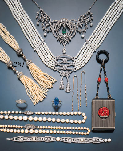 BELLE EPOQUE DIAMOND AND SEED