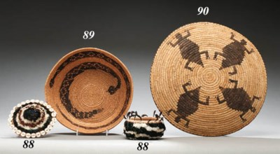 A MISSION COILED BOWL