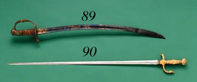 A FRENCH SWORD