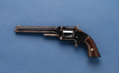 A SMITH & WESSON No. 2 ARMY RE