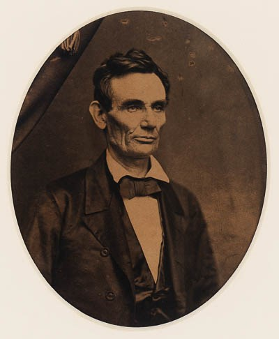 [LINCOLN, ABRAHAM]. COLE, RODE
