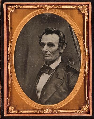 [LINCOLN, ABRAHAM, President.]