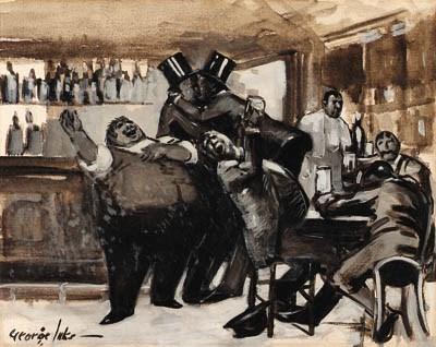 George Benjamin Luks (1867-193