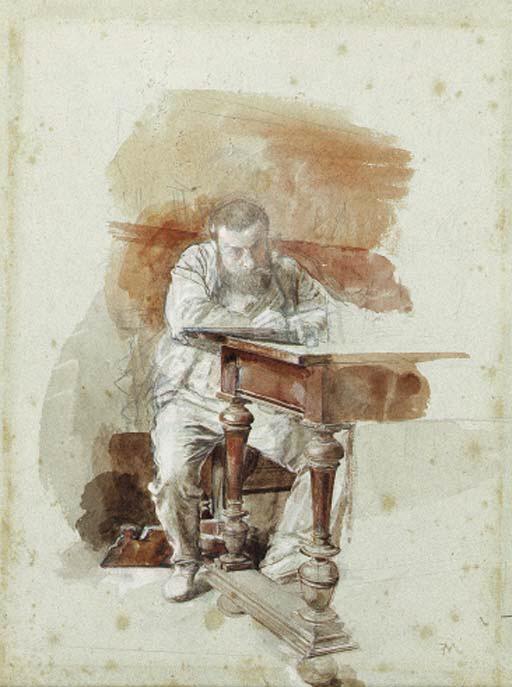 Jean-Louis-Ernst Meissonier (F