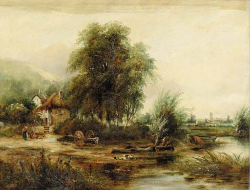 Attributed to Frederick Willia