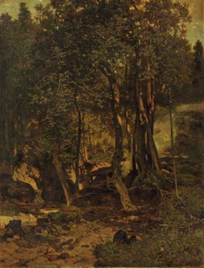 Rudolf Ribarz (Austrian, 1848-