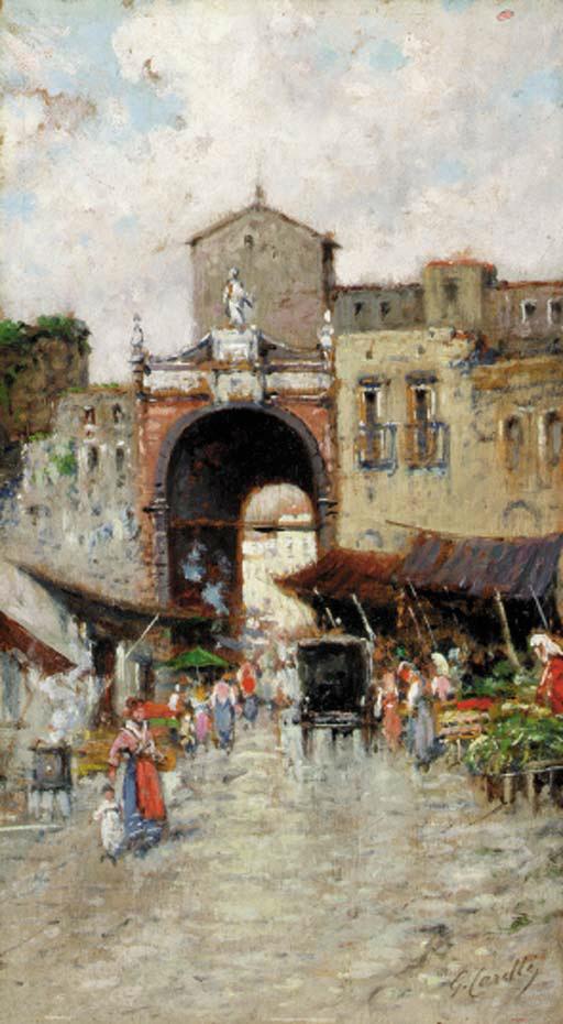 Giuseppi Carelli (Italian, 185