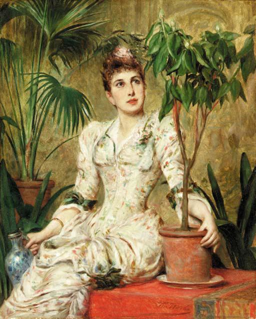 Leon Herbo (Belgian, 1850-1907