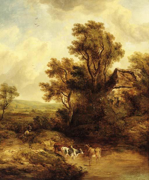 Richard Hilder (British, 1813-