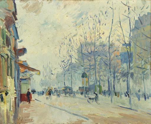 Elie-Anatole Pavil (French, 18