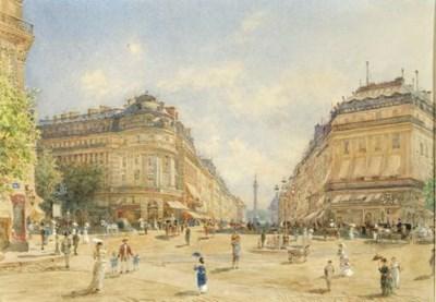 Franz Alt (Austrian, 1821-1914